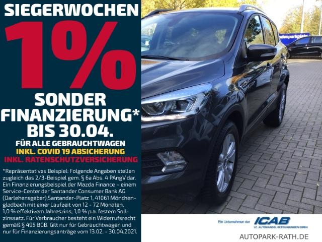 Ford Kuga Cool & Connect 1,5l Ecoboost 6-Gang, Navi, PDC, Jahr 2018, Benzin