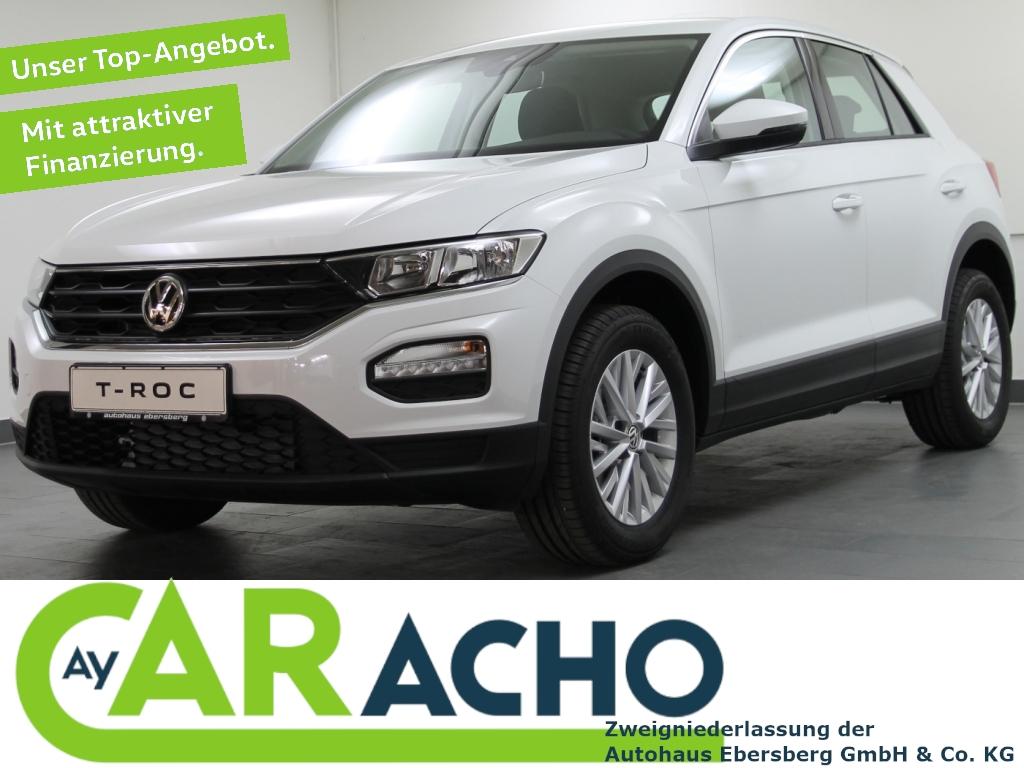 Volkswagen T-ROC 1.0 TSI Winter App Alu ACC Navi SHZ Handy, Jahr 2018, Benzin