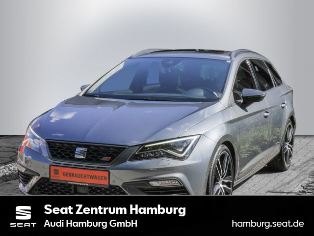 Seat Leon ST 2,0 TSI Cupra 300 4Drive DSG PANO ACC LED, Jahr 2018, Benzin