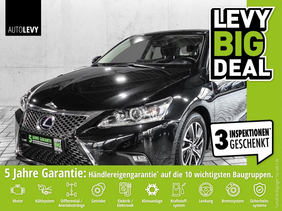 Lexus CT 200h Navi *PDC*RFK*BT*USB*, Jahr 2018, Hybrid