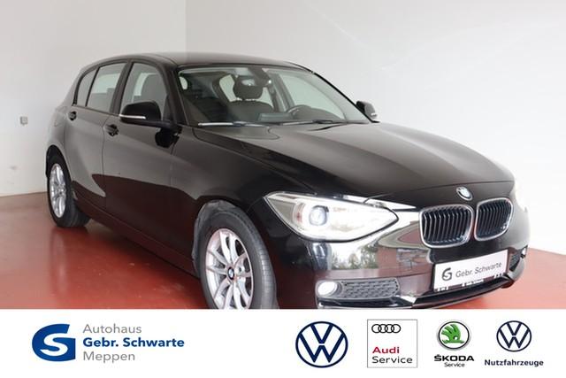 BMW 118d xDrive Xenon+GRA+SHZ+PDC, Jahr 2014, Diesel