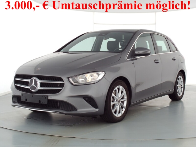 Mercedes-Benz B 180 Progressive+7G-DCT+Navi-Prem+Business-P+Spiegel-P, Jahr 2020, Benzin