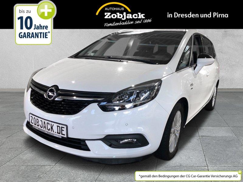 Opel Zafira-C Active 1.6 CDTI 7-Sitzer,SHZ,PDC, Jahr 2017, Diesel