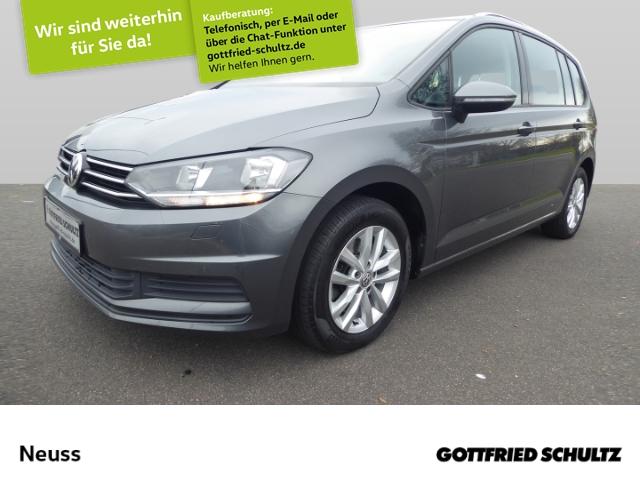 Volkswagen Touran 1,6 TDI 7-SITZ NAVI LM ACC SHZ ERGO-SITZ Comfortline, Jahr 2017, Diesel