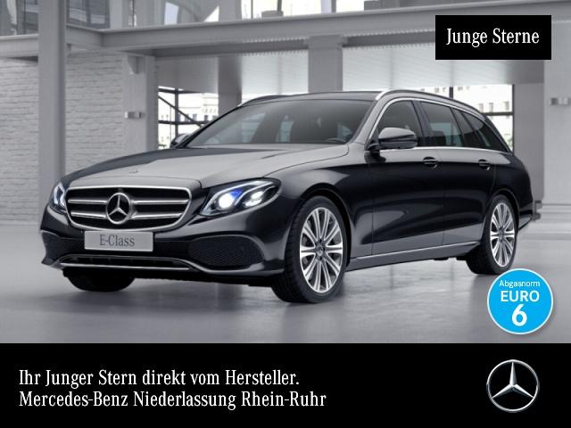 Mercedes-Benz E 400 T 4M Avantgarde Fahrass WideScreen 360°, Jahr 2017, Benzin