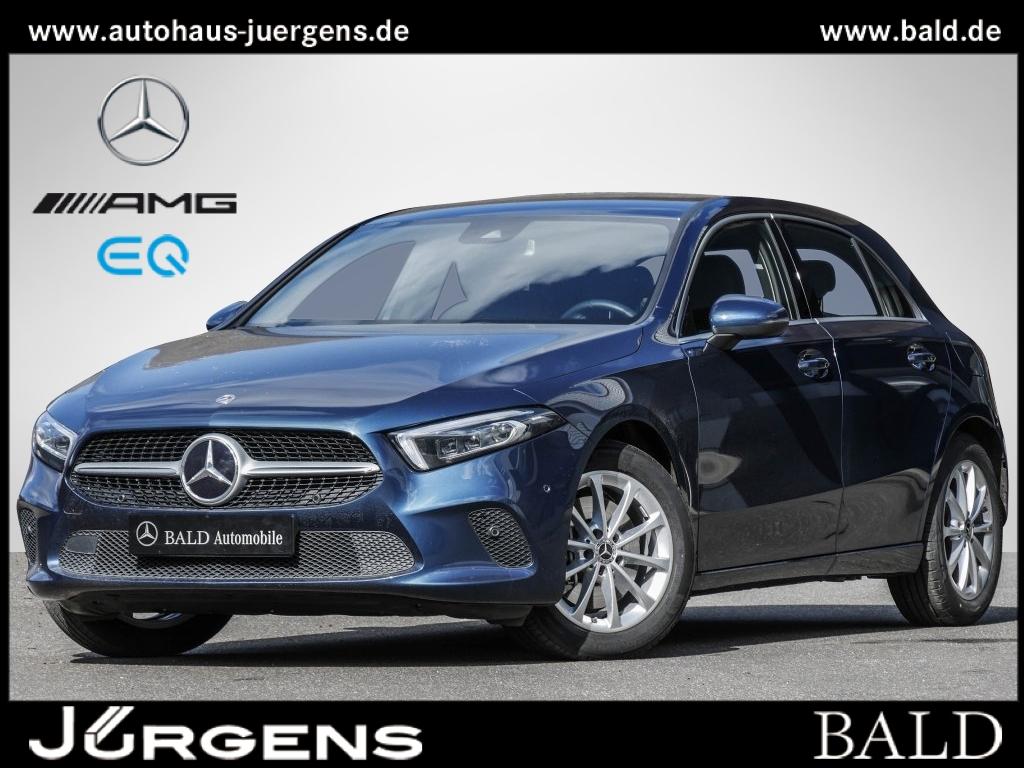 Mercedes-Benz A 250 Progressive/Navi-Prem/ILS/Park-Assist/SHZ, Jahr 2020, Benzin