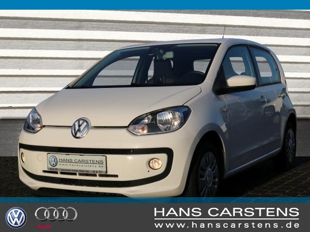 Volkswagen up! 1,0 move 4 doors Sitzheizung AUX Sitzheizung, Jahr 2012, petrol