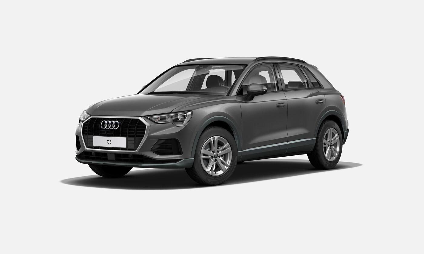 Audi Q3 35 TFSI 6-Gang, Jahr 2021, Benzin