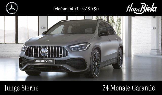 Mercedes-Benz GLA 35 AMG 4M/Magno/Nightp/21''/Pano/PremNav/AHK, Jahr 2020, Benzin