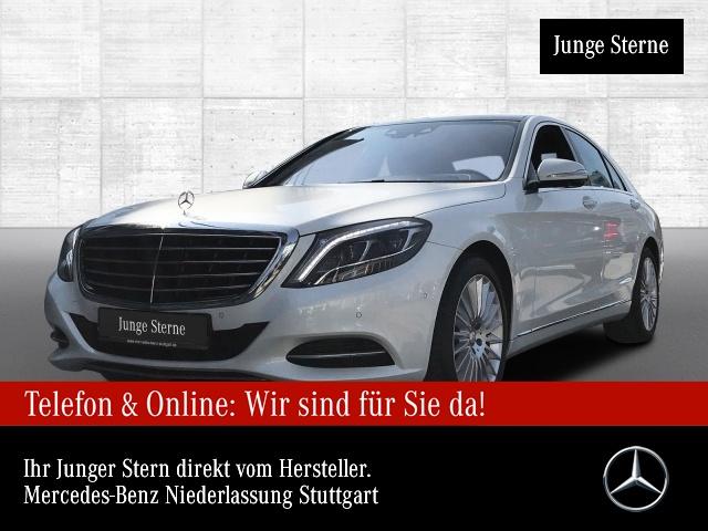 Mercedes-Benz S 350 d 4M Fahrass 360° Airmat Stdhzg Pano Distr., Jahr 2016, Diesel