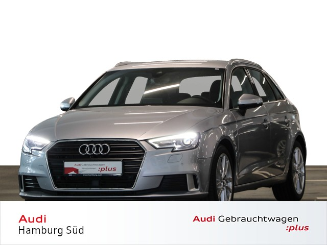Audi A3 Sportback 2.0 TDI NAVI-PLUS/ACC/CONNECT, Jahr 2018, Diesel