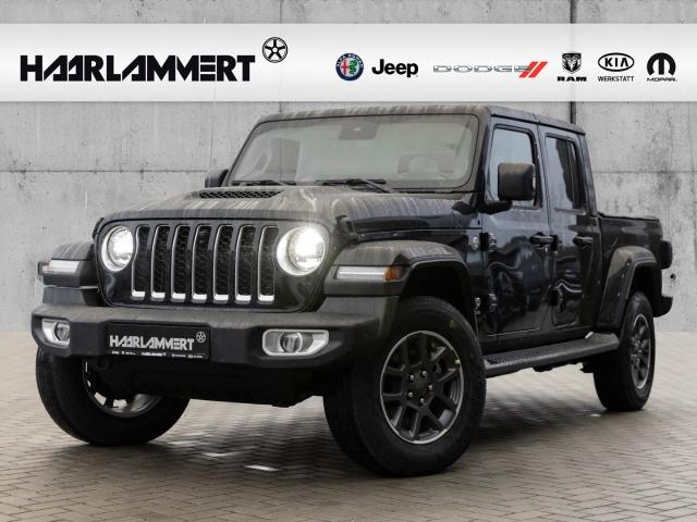 Jeep Gladiator JT LAUNCH EDITION 3.0 LEDER+NAVI+ALLRAD+PDC, Jahr 2021, Diesel