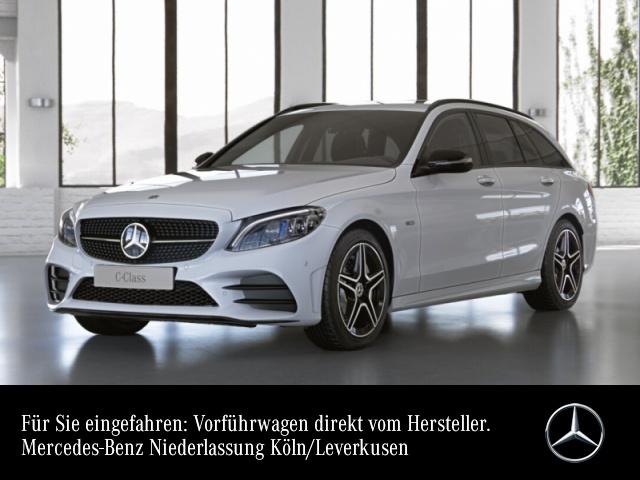 Mercedes-Benz C 300 de T AMG+Night+AHK+MultiBeam+Fahrass+Kamera, Jahr 2021, Hybrid_Diesel
