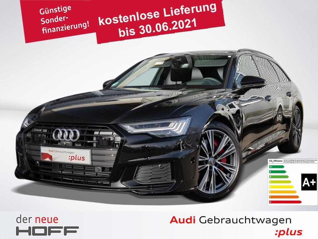 Audi A6 Avant sport 55 TFSI e Pano HD Matrix 20 Zoll, Jahr 2021, Benzin