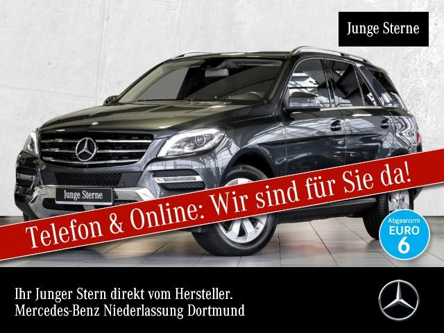 Mercedes-Benz ML 250 4M BT COMAND ILS AHK EDW Spurhalt-Ass Sitzh, Jahr 2014, Diesel