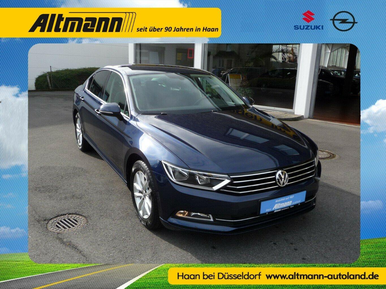 Volkswagen Passat Comfortline BMT/Climatronic/Navi, Jahr 2015, Benzin