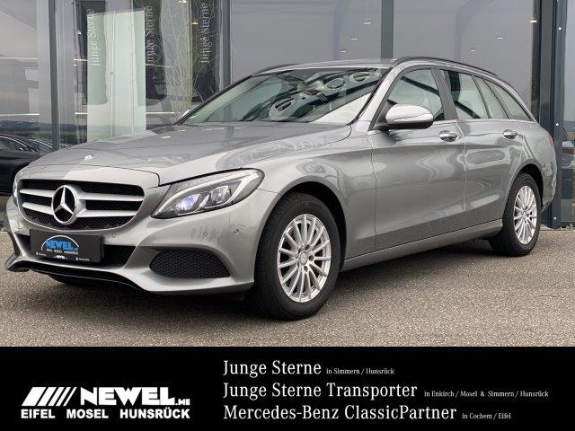 Mercedes-Benz C 200 BT T-Modell NAVI*LED*ILS*SHZ*BUSINESS* BC, Jahr 2015, Diesel