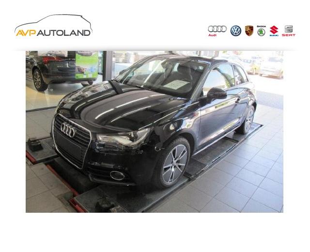 Audi A1 1.4 TFSI Ambition |Xenon plus|Navi|PDC|, Jahr 2013, Benzin