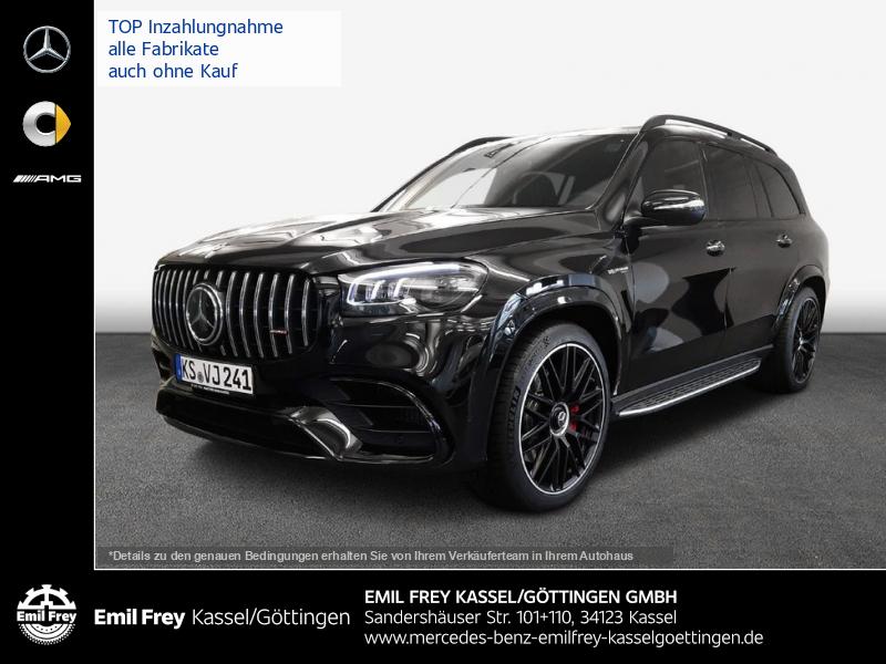 Mercedes-Benz GLS 63 4Matic AMG Speedshift TCT 9G, Jahr 2021, Benzin