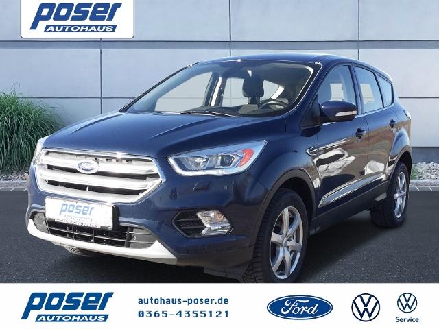 Ford Kuga 1.5l TDCi Titanium AHZV KLIMA ALU PDC, Jahr 2017, Diesel