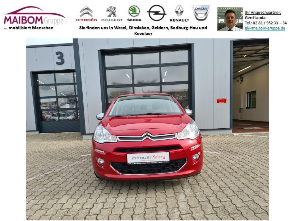 Citroën C3 Pure Tech (VTi) 68 Selection, Jahr 2014, Benzin