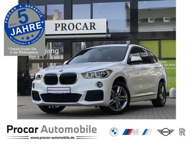 BMW X1 sDrive18d M Sport Aut. Navi LED Shz PA HiFi, Jahr 2017, Diesel