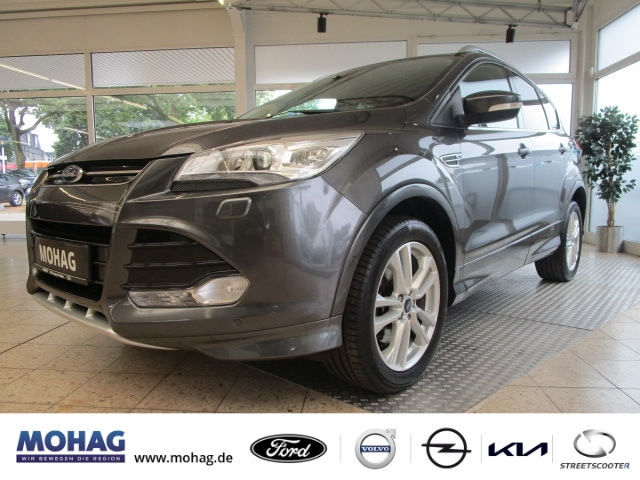 Ford Kuga Individual *Navi-ParkPilot-KeyFree* Euro 6, Jahr 2015, Diesel