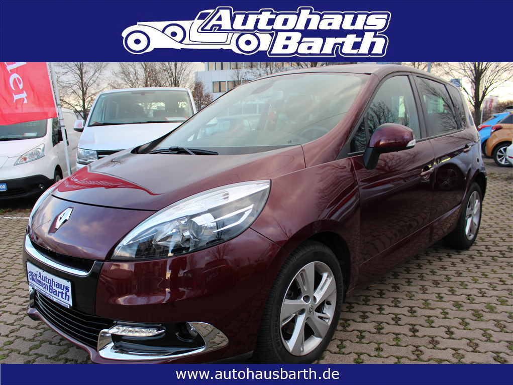 Renault Scenic *Automatik *Klimaautomatik * Navigation *Bordcomputer, Jahr 2013, Diesel