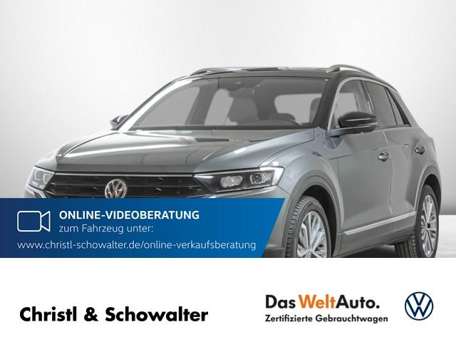 Volkswagen T-Roc Sport 2.0 TSI 4Motion DSG Pano Bluetooth LED, Jahr 2018, Benzin