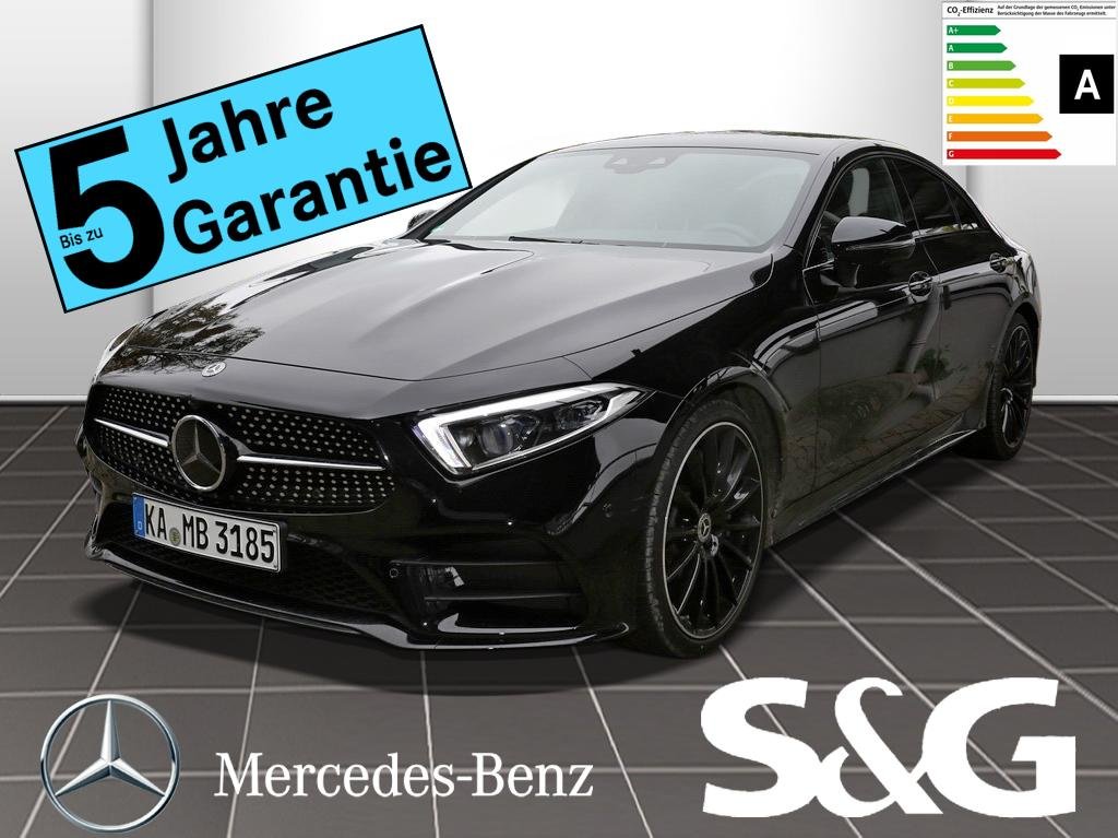 Mercedes-Benz CLS 300 d AMG-Line COMAND/LED/360°/20/Standheiz, Jahr 2019, Diesel