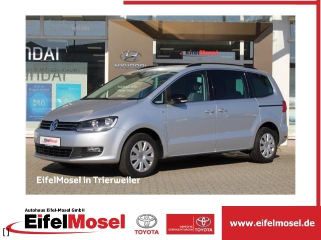 Volkswagen Sharan 1.4 TSI **Match** PDC Klimaauto., Jahr 2012, petrol