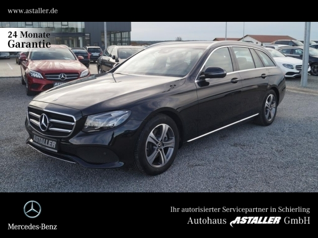 Mercedes-Benz E 300 T d Avantgarde+MultibLED+DAB+Totw+Business, Jahr 2019, Diesel