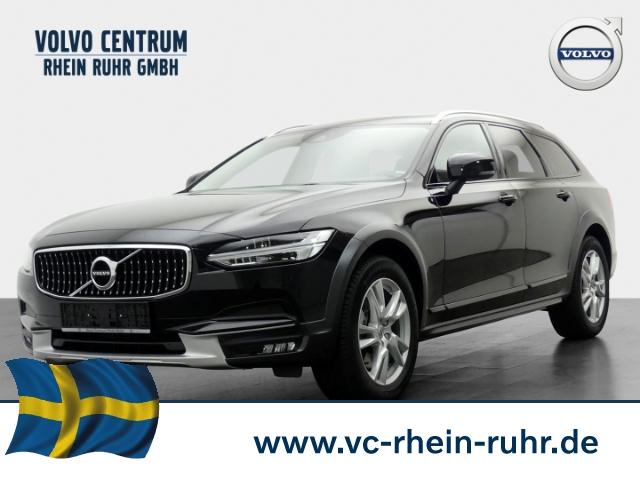 Volvo V90 Cross Country AWD D4 Leder LED Navi Kurvenlicht HUD Rückfahrkamera, Jahr 2017, Diesel