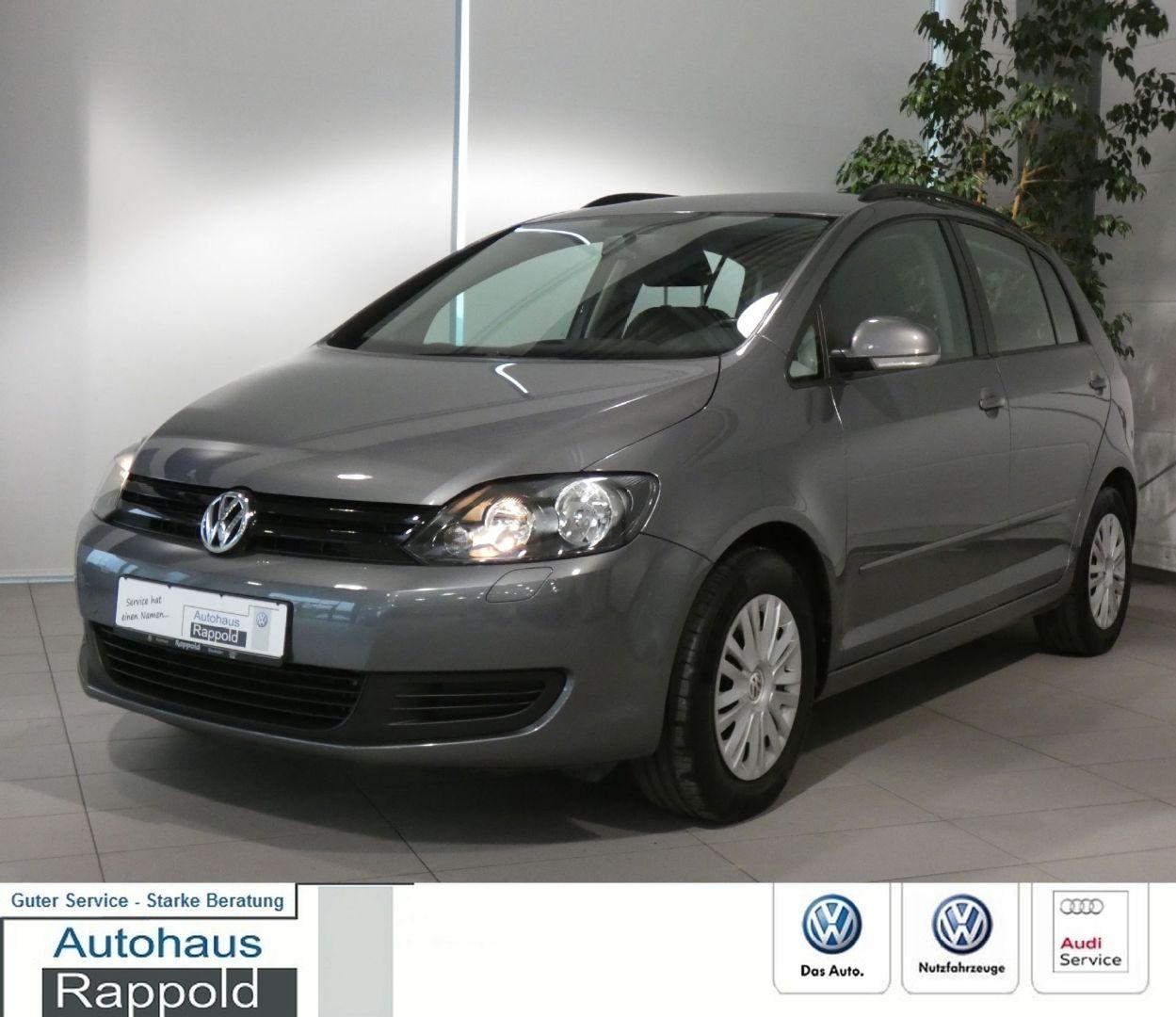 Volkswagen Golf Plus Trendline, Jahr 2013, Benzin