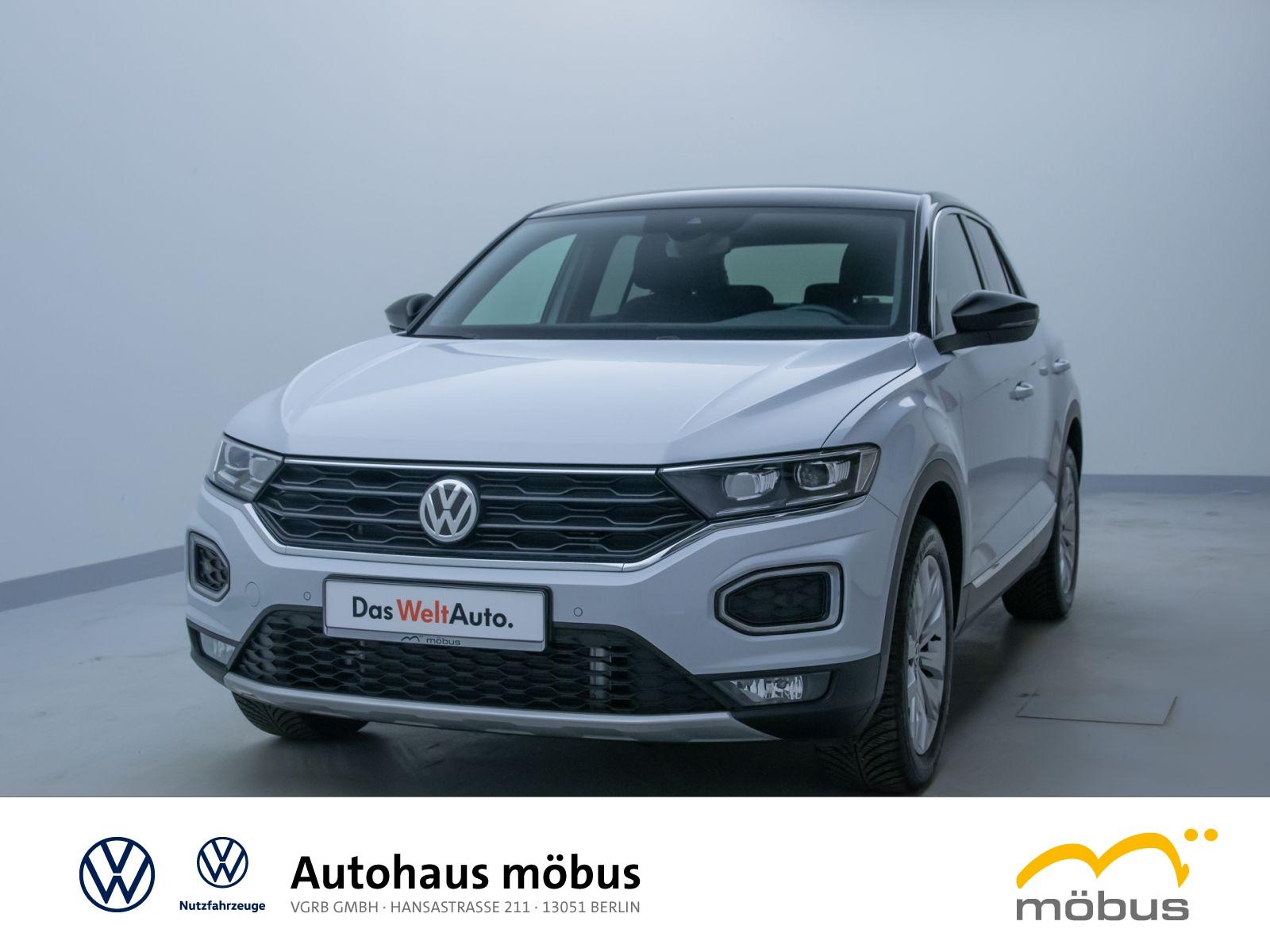 Volkswagen T-Roc 1.5 TSI*SPORT*LED*AHK*AID*NAVI*APP*USB*PDC, Jahr 2020, Benzin