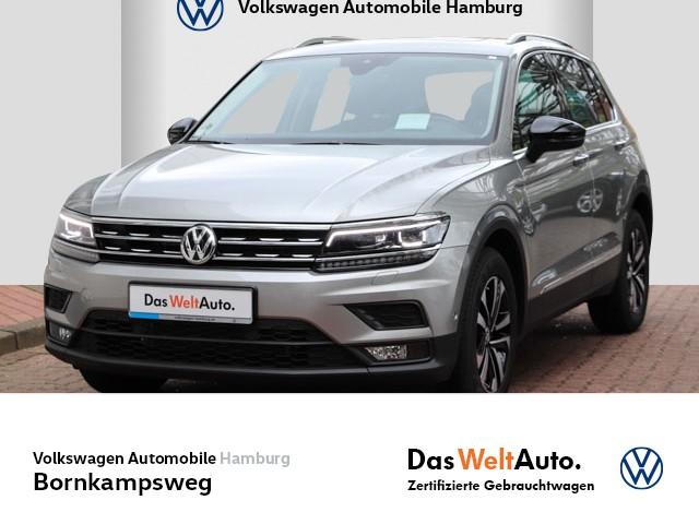 Volkswagen Tiguan 1.5 TSI IQ.DRIVE AHK/NAVI/HEAD-UP/PANO, Jahr 2020, Benzin