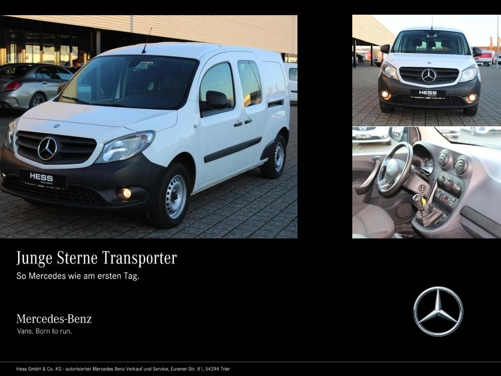 Mercedes-Benz Citan 111 MIXTO+EXTRALANG+VERKAUF NUR AN HÄNDLER, Jahr 2015, diesel