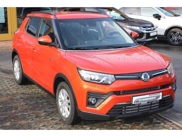 Ssangyong Tivoli Quartz 1,5T-GDi 2WD, Jahr 2019, Benzin