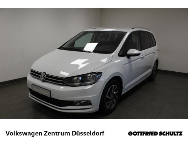 Volkswagen Touran Sound 1.4 TSI DSG 7Sitzer *Navi*PDC*ACC*SHZ*Alu*, Jahr 2017, Benzin