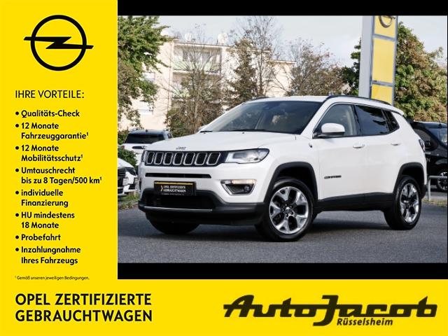 Jeep Compass 1.4 Opening Edition Automatik 4WD Navi Sitzhzg PDC, Jahr 2017, Benzin