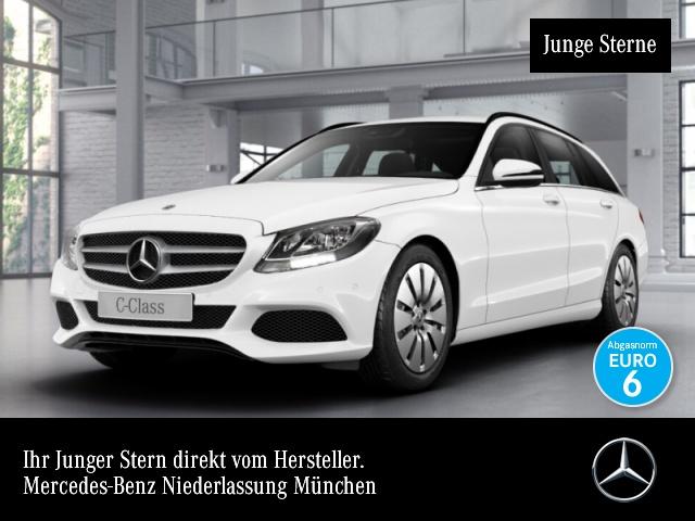 Mercedes-Benz C 250 d T 4M COMAND PTS 9G Sitzh Sitzkomfort Temp, Jahr 2018, Diesel