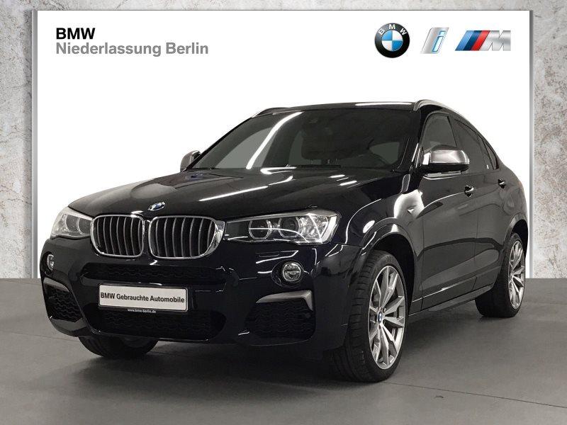 BMW X4 M40i EU6 Aut. Leder NaviPr. Head-Up Glasdach, Jahr 2017, Benzin