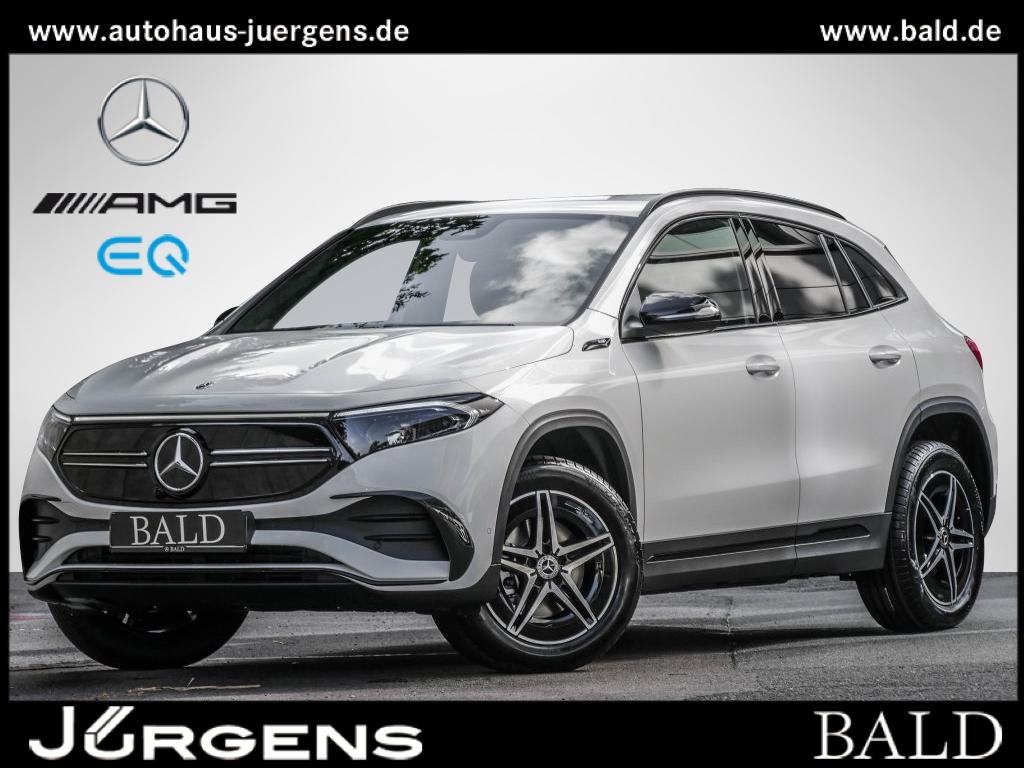 Mercedes-Benz EQA 250 AMG+Night+LED+AHK+Kam+18''+Business-Pak, Jahr 2021, Elektro