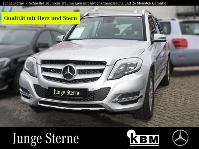 Mercedes-Benz GLK 350 CDI 4M °SPORT-INT°COMAND°EPH°PTS+RFK°, Jahr 2014, diesel