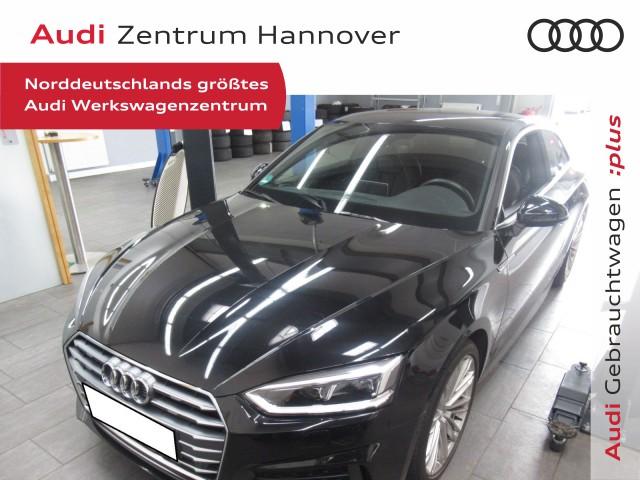 Audi A5 Coupe 2.0 TFSI qu. S line Matrix virtual B&O DAB Alcantara, Jahr 2016, Benzin