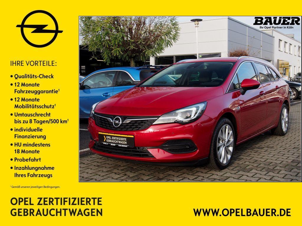 Opel Astra 1.2 T Elegance Start/Stop Sports Tourer, Jahr 2019, Benzin