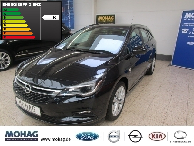 Opel Astra K Sports Tourer 120 Jahre Start Stop 1.4 Turbo EU6d-T, Jahr 2019, Benzin