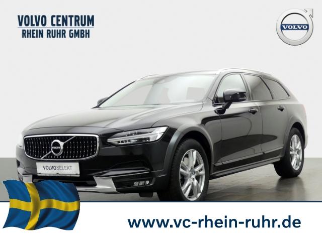 Volvo V90 Cross Country AWD D4 Leder LED Navi Keyless Kurvenlicht HUD Rückfahrkam. Fernlichtass., Jahr 2018, Diesel