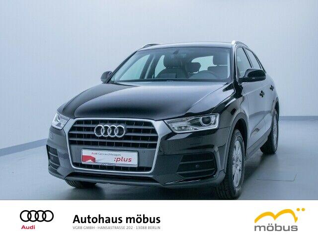 Audi Q3 1.4 TFSI S-TRO*NAV*AMI*MFL*PDC*BT*SHZ*XEN, Jahr 2017, Benzin