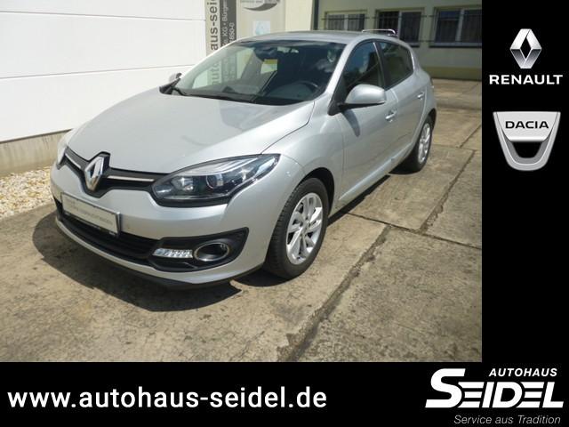 Renault Megane 1.2 TCe 115 Paris ENERGY, Jahr 2014, Benzin